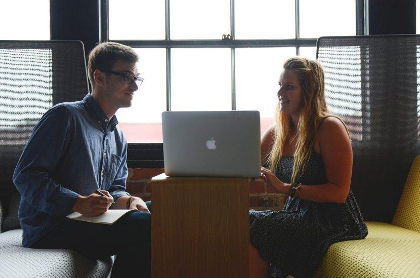 Жена - предприемач и мъж - предприемач